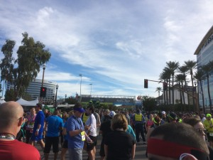 Rock and Roll - Phoenix Start Line