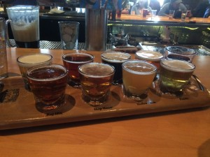 Four Peaks Brewing Sampler